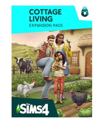 The Sims 4 Cottage Living - DLC - PC - Origin