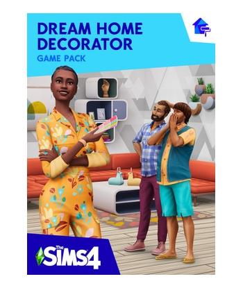 The Sims 4 Dream Home Decorator - DLC - PC - Origin