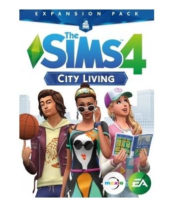 The Sims 4 City Living - DLC - PC - Origin