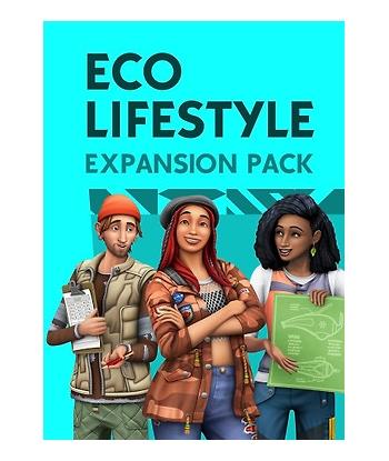 The Sims 4 Eco Lifestyle - DLC - PC - Origin