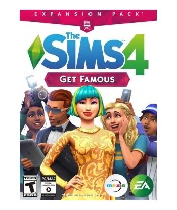 The Sims 4 Get Famous - DLC - PC - Origin