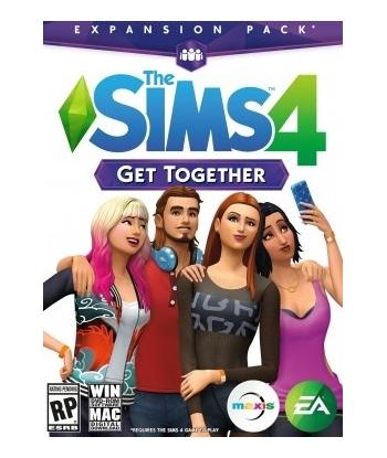 The Sims 4 Get Together - DLC - PC - Origin