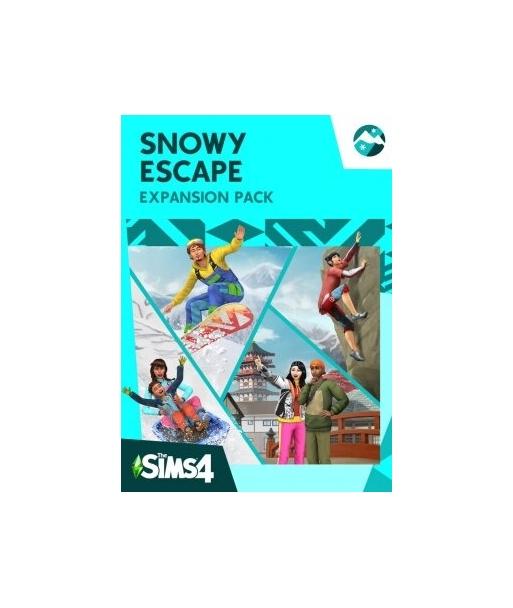 The Sims 4 Snowy Escape - DLC - PC - Origin