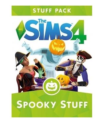 The Sims 4 Spooky Stuff - DLC - PC - Origin