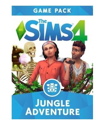 The Sims 4 Jungle Adventure - DLC - PC - Origin