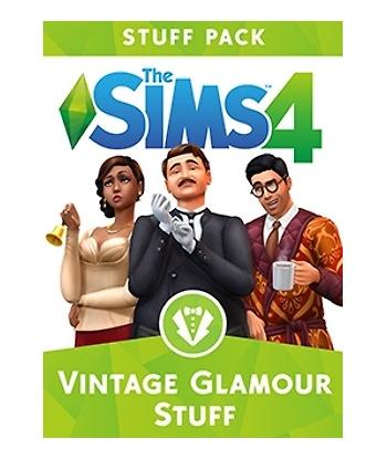 The Sims 4 Vintage Glamour Stuff Pack - DLC - PC - Origin