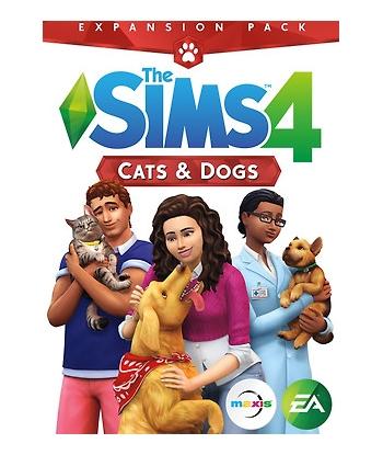The Sims 4 Cats & Dogs - DLC - PC - Origin