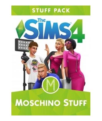 The Sims 4 Moschino Stuff Pack - DLC - PC - Origin