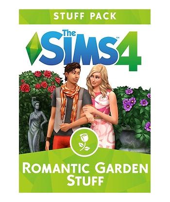 The Sims 4 Romantic Garden Stuff - DLC - PC - Origin