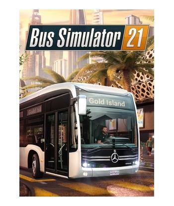 Bus Simulator 21 - PC - Steam