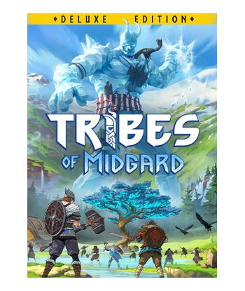 Tribes of Midgard - PC - Deluxe Edition - Steam
