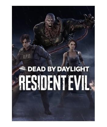 Dead by Daylight - Resident Evil chapter - DLC - Steam