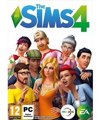 The Sims 4 - Standard Edition PC (Origin)