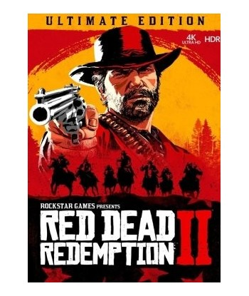 Red Dead Redemption 2 Ultimate Edition (Rockstar)