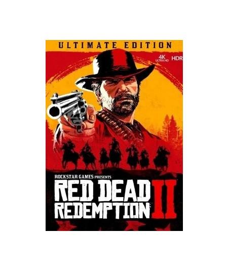 Red Dead Redemption 2 Ultimate Edition (Rockstar)