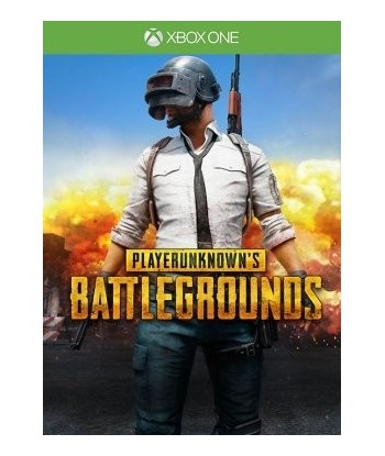 PUBG - Playerunknown's Battlegrounds (Xbox One)