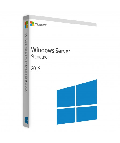 Windows Server 2019 Standard for 1PC