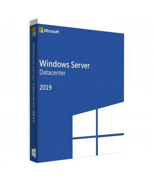 Windows Server 2019 Datacenter for 1PC