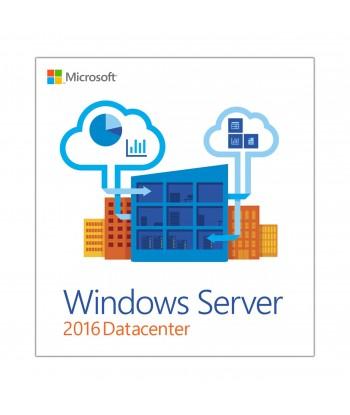 Windows Server 2016 Datacenter License For 1 User (No CALs)