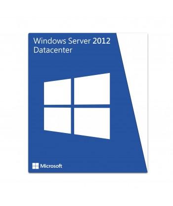Windows Server 2012 Datacenter License For 1 User (No CALs)