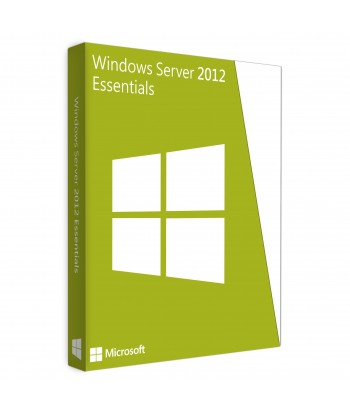 Windows Server 2012 Essentials License For 1 User
