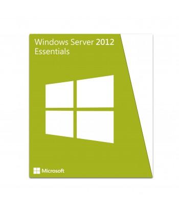 Windows Server 2012 Essentials License For 1 User