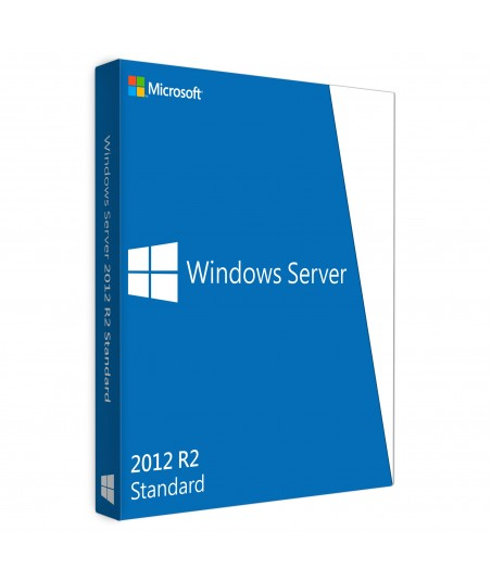 Windows Server 2012 R2 Standard License For 1 User (No CALs)