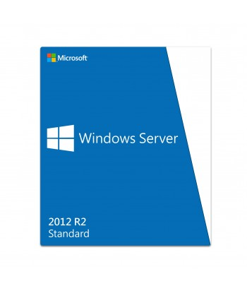 Windows Server 2012 R2 Standard License For 1 User (No CALs)