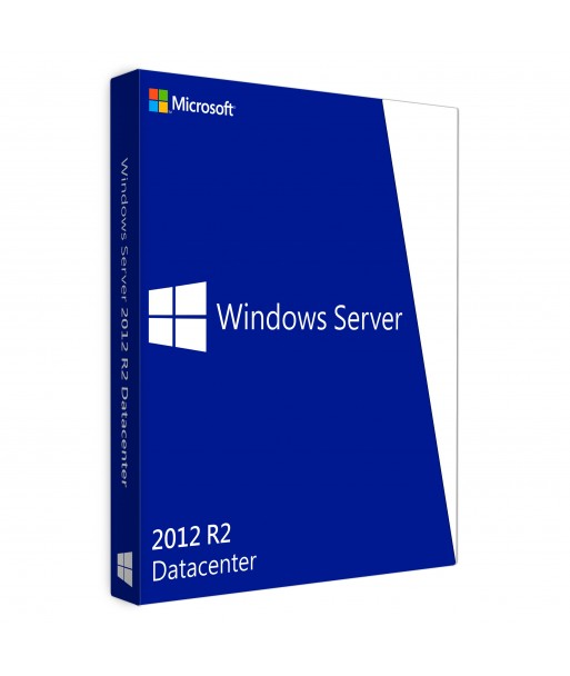 Windows Server 2012 R2 Datacenter License For 1 User (No CALs)
