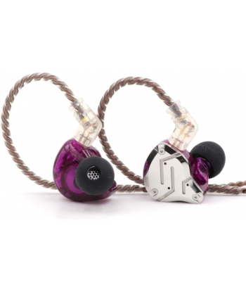 KZ ZS10 Pro In-Ear Monitors - Purple