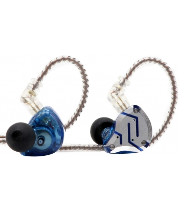 KZ ZS10 Pro In-Ear Monitors - Glare Blue