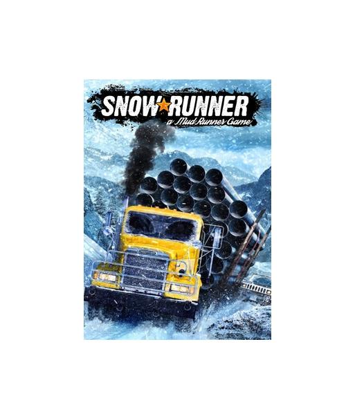 SnowRunner - PC - Standard Edition (Steam)