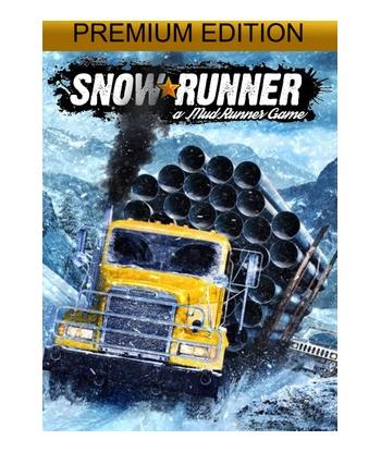 SnowRunner - PC - Premium Edition (Steam)