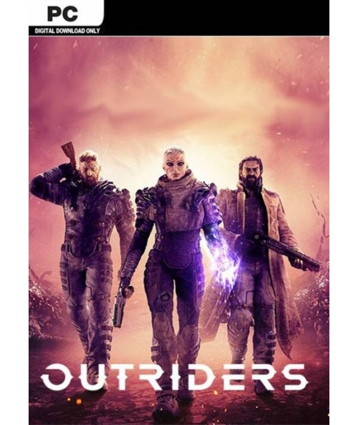 Outriders - PC - (Steam)