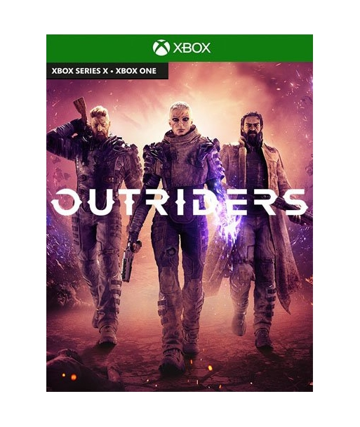 Outriders Xbox ONE / Xbox Series X|S