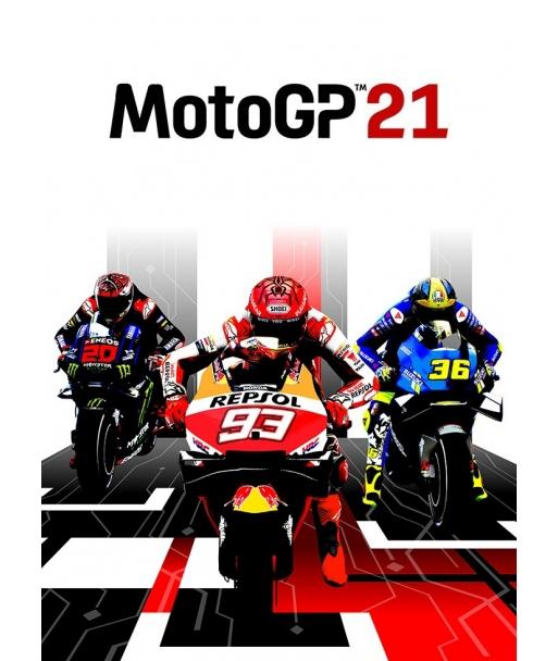 MotoGP 21 - PC - (Steam)