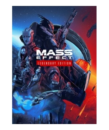 Mass Effect Legendary Edition (English Only) - PC - (Origin)