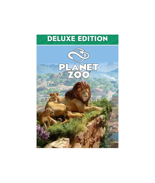 Planet Zoo - Deluxe Edition PC - Steam