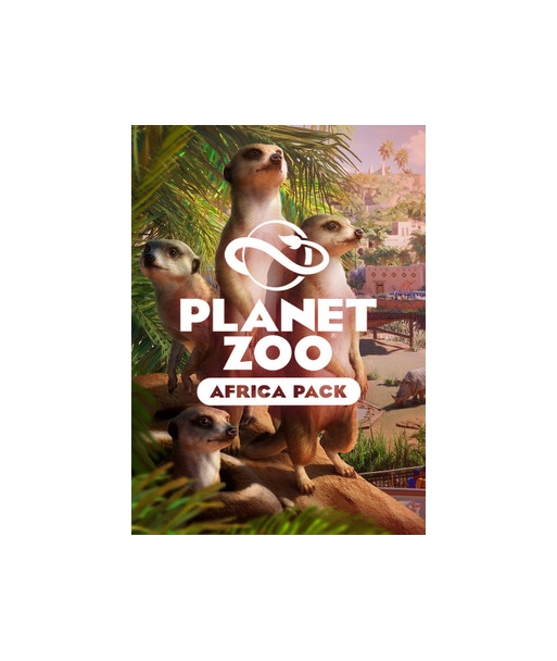 Planet Zoo: Africa Pack - DLC - Steam