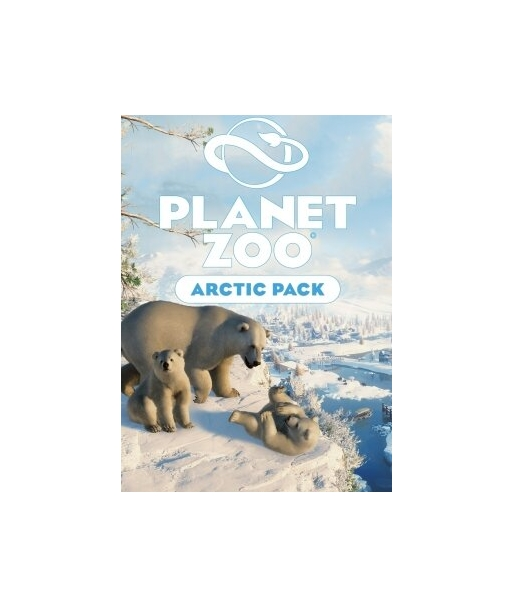 Planet Zoo: Arctic Pack - DLC - Steam