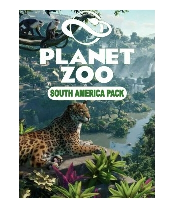 Planet Zoo: South America Pack - DLC - Steam
