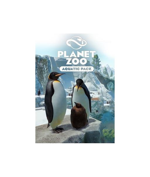 Planet Zoo: Aquatic Pack - DLC - Steam