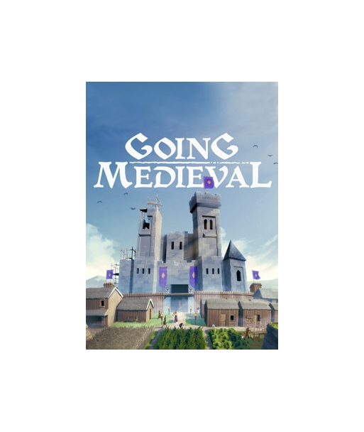 Going Medieval (Early Access) - PC - Steam