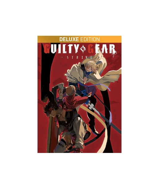 Guilty Gear -Strive- Deluxe Edition - PC - Steam