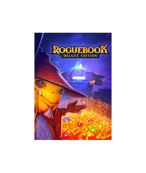 Roguebook - Deluxe Edition - PC - Steam