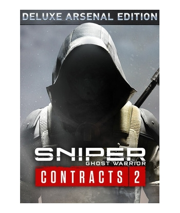 Sniper Ghost Warrior Contracts 2 - Deluxe Arsenal - PC - Steam