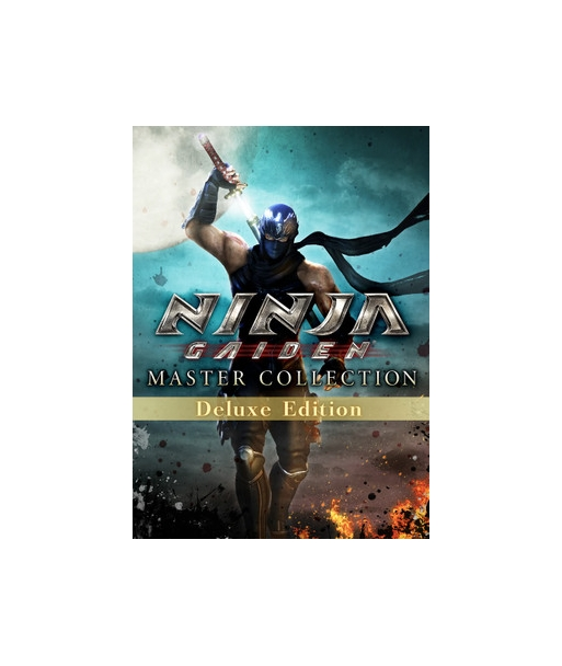 Ninja Gaiden: Master Collection - Deluxe Edition - PC - PC Steam
