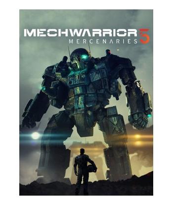 MechWarrior 5: Mercenaries - PC -Steam